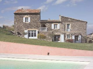 Near Montélimar, large art house with swimming pool - Ardeche vacation rentals