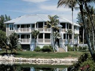 Single Victorian 3=- Story Cottage in Which Four Condominium Units are Located - Sanibel Island Gulf Front SanibelCottage 10/24/13 - Sanibel Island - rentals