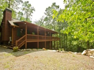 Welcome to Moose Creek Lodge - North Georgia Mountains vacation rentals
