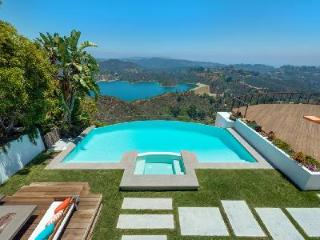 Stradella Villa - sensational views over Stone Canyon Reservoir, in the heart of Bel Air - Los Angeles County vacation rentals