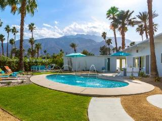 "Mid-century modern meets ""glamping"" at Camp 1959 with pool and spa, mountain views & fire pit - Palm Springs vacation rentals"