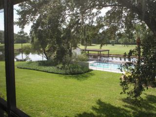 Beautiful Vacation Condo located in the heart of The Meadows with Pool and Golf Course views (30 Day Minimum) - Sarasota vacation rentals