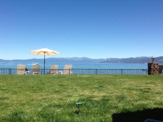 12 LIGHTHOUSE SHORES  LAKEFRONT - South Lake Tahoe vacation rentals