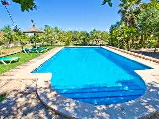 Charming finca in Can Picafort - Mallorca  for 8 persons with large pool - ES-1074845-Can Picafort - Ca'n Picafort vacation rentals