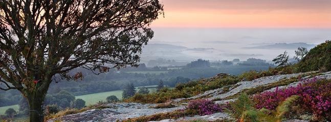 Spacious, idyllic holiday home Dartmoor's doorstep