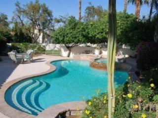 Uncork & Unwind!! Your Private Oasis 2 Bedroom / 2.5 Bath heated Pool & Spa by the Tennis Garden - California Desert vacation rentals