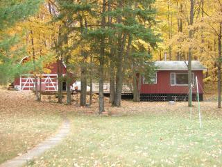 Crescent Country Cabin - Wisconsin vacation rentals