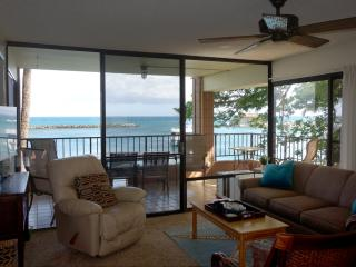 Direct Ocean Front - Large spacious lanai - Maalaea vacation rentals
