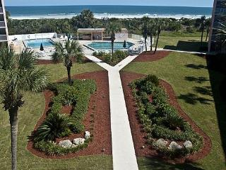 Oceanfront Condo Call A1A Realty- St Aug Beach FL - Fitzwilliam vacation rentals