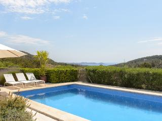Beautiful house with private pool and   wonderful views over the sea  - ES-1077189-Cala d'Hort - Cala Carbo vacation rentals