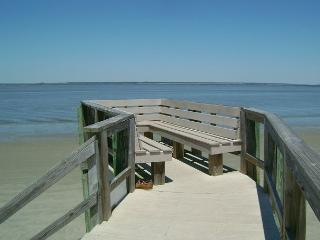 Pool and beach just outside your door! - Tybee Island vacation rentals