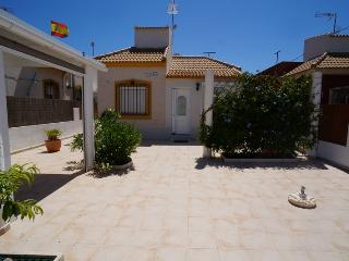 2 bed detached villa with private garden - Torrevieja vacation rentals