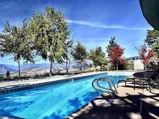 Spacious Lake Chelan Home with Private Outdoor Pool and Hot Tub - Manson vacation rentals