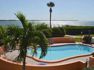 Bay to Beach: 3BR/2BA Condo with Amazing Views, Pool and Boat Slip - Bradenton Beach vacation rentals