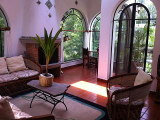 Villa Escondida-Your Private Mexican House w/ Tropical Gardens & Pool - Cuernavaca vacation rentals