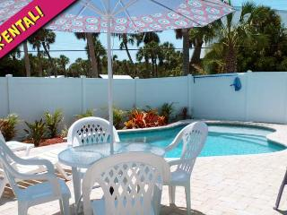 Escape to Serenity A: 2BR/1BA Family- and Pet-Friendly Pool Home - Holmes Beach vacation rentals