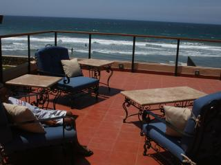 Baja Oceanfront Mansion - Just south of San Diego - Puerto Nuevo vacation rentals