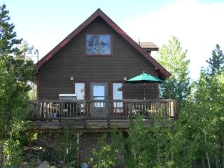 Grand View of lake Granby and the mountains - Grand Lake vacation rentals