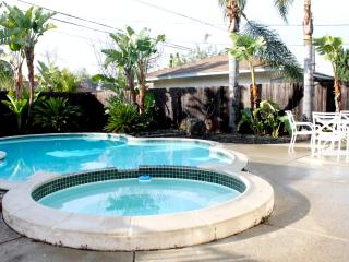Castle 2 Walk to Disneyland, Disney Rooms, Pool Fireworks! - Anaheim vacation rentals