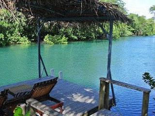 Kingfisher beach house,Tropical rustic chic, on the waters edge.... - Savusavu vacation rentals