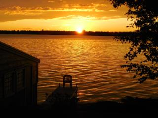 Lovely Balsam Lake Four Season Waterfront Cottage - Balsam Lake vacation rentals