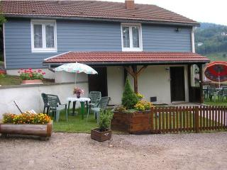 Holiday House for 8 personnes La Bresse, Vosges - Lorraine vacation rentals