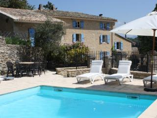 Stable Gite at Bastide des Launes en Provence - Drome vacation rentals