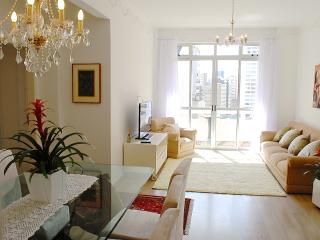 Gorgeous and Large 3 bedrooms apt. in historic downtown area. - Curitiba vacation rentals