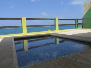 2 bedroom Amazing Location in the Heart of Isla! - Isla Mujeres vacation rentals