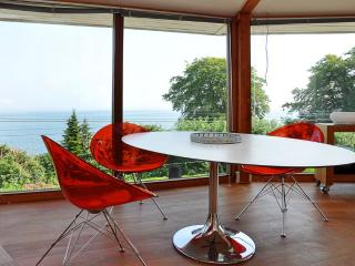 One of a kind apartment in house with amazing sea view! - Snekkersten vacation rentals