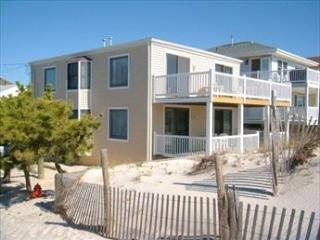 OCEAN FRONT! Step right onto the beach!(2nd Floor) - Ship Bottom vacation rentals