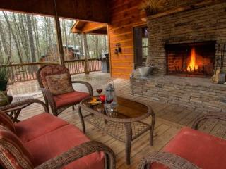 Jack Bears Cabin In The Woods - North Georgia Mountains vacation rentals