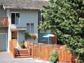 Blackpoint Cottage - Santa Cruz vacation rentals