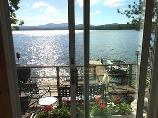 Lower Bay Cottage on Lake Winnisquam (HOL43W) - Meredith vacation rentals