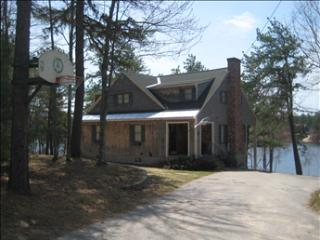 HUGE waterfront home with beach, dock & internet! 79360 - Freedom vacation rentals