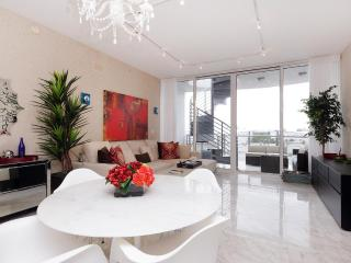2 Bedroom South Beach Penthouse with Jacuzzi on Private Terrace - Miami Beach vacation rentals