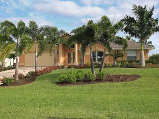 Practically New Gulf Access Pool Home in NW Cape - Cape Coral vacation rentals