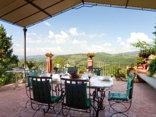 Tuscan Villa with a Private Pool in a Village - Casa Donnini - Tuscany vacation rentals