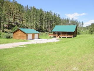Thornys Cabin - South Dakota vacation rentals