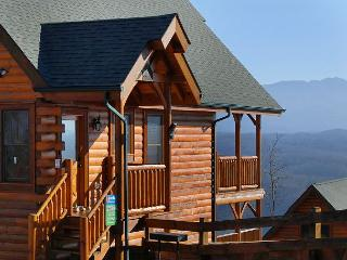 Pigeon Forge resort cabin TENNESSEE TREASURE 232 - Sevierville vacation rentals