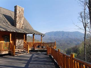 Gatlinburg Private pool cabin with spectacular views  SPLASH MANSION 500 - Sevierville vacation rentals