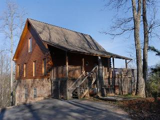 Gatlinburg Cabin in the mountains MOOSE MOUNTAIN LODGE 539 - Sevierville vacation rentals