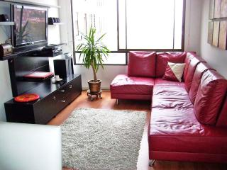 Watch Video! - Apartment with Access to Gym, Sauna, etc. in Miraflores - Miraflores vacation rentals