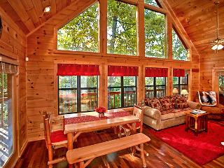 A Wolf's Den - LAST MINUTE SPECIAL 8/15-8/18 NIGHTS FOR JUST $445.36  FREE  WIFI. - Sevierville vacation rentals