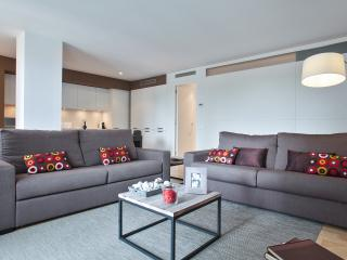 Mistral City Beach Apartment with Pool (3 BR) 1.3  - 10% OFF FALL Booking - Barcelona vacation rentals