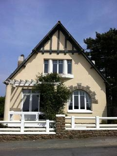 House with garden, completely renovated in 2012, sea view