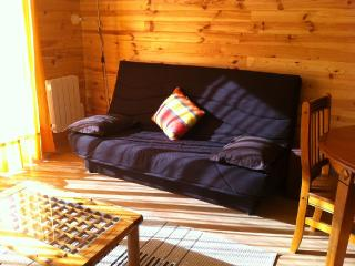 In Font Romeu station,fully equipped apartment at the bottom of the ski trails - Languedoc-Roussillon vacation rentals