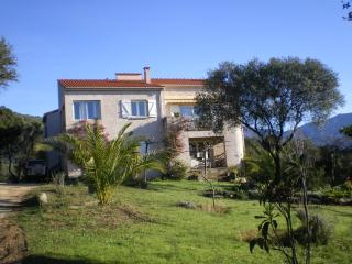 3 km away from Propriano, house with a view on Corsica's moutains - Olmeto vacation rentals