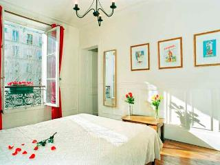 Perfectly Parisian Two Bedroom - ID# 110 - Ile-de-France (Paris Region) vacation rentals
