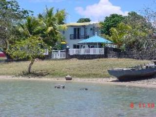 Comfortable villa directly on the sea in a fishing village - Mauritius vacation rentals